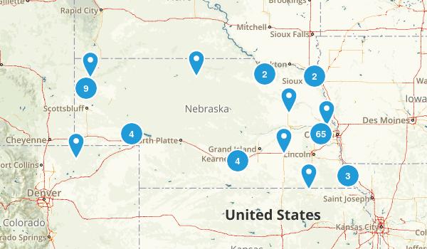 Best Trails In Nebraska Photos Reviews AllTrails - Nebraska on us map