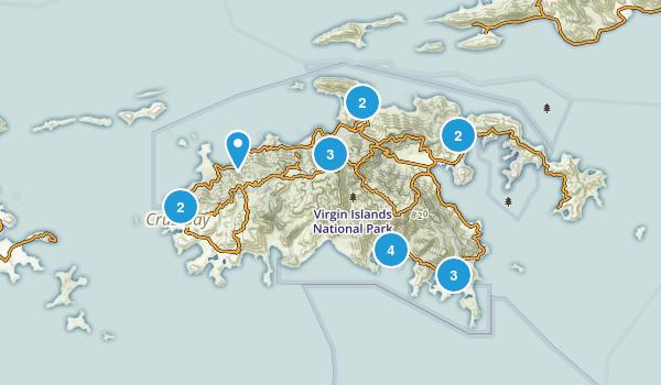 Saint John Map