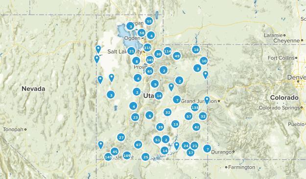 Best Trails in Utah   AllTrails