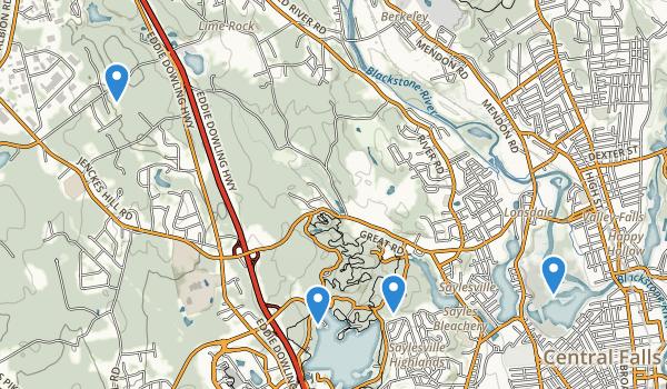 Best Trails Near Lincoln Rhode Island  AllTrails