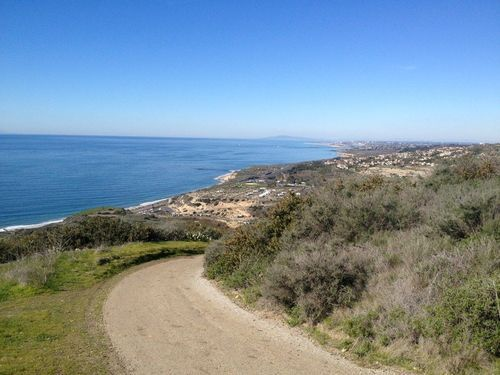Trail Sur Crystal Cove State Park