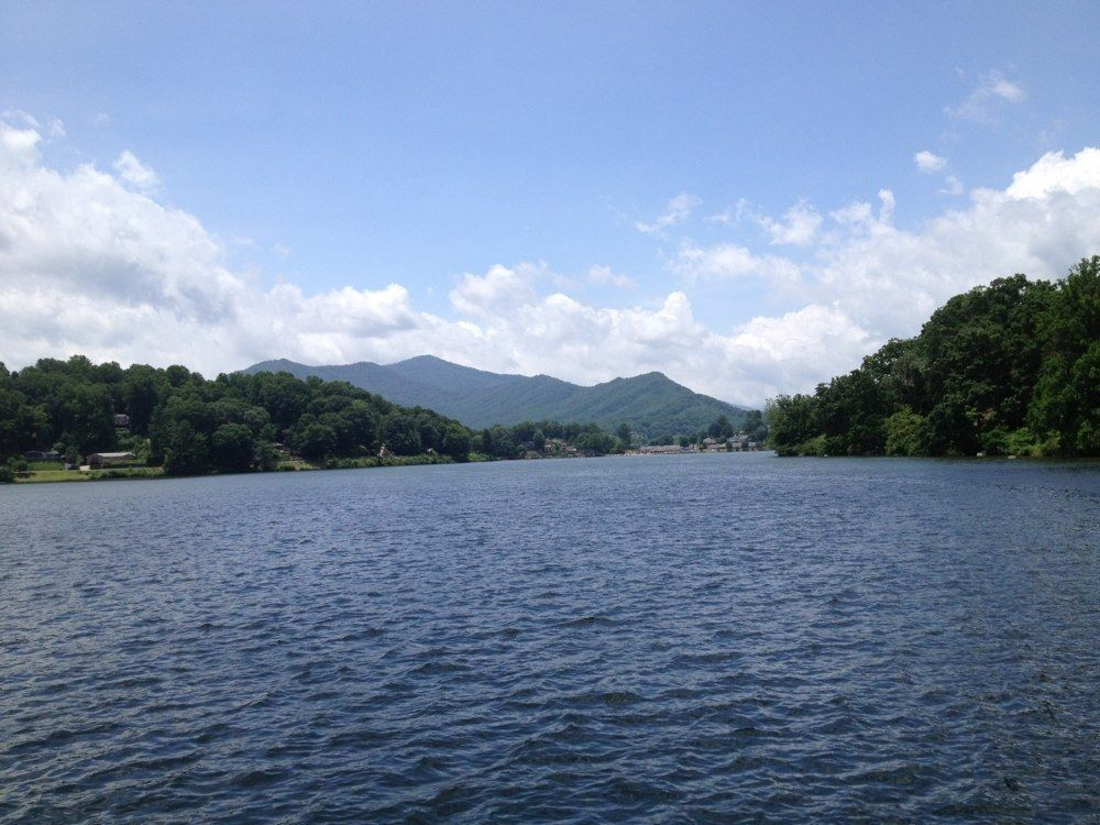 lake junaluska trail north carolina