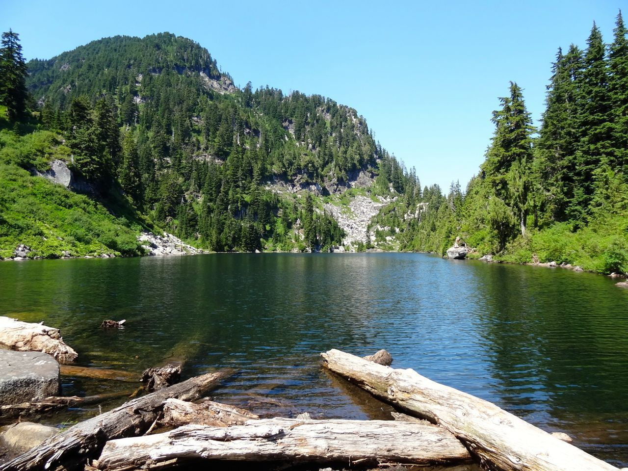 Pinnacle Lake Trail Washington Alltrails Com