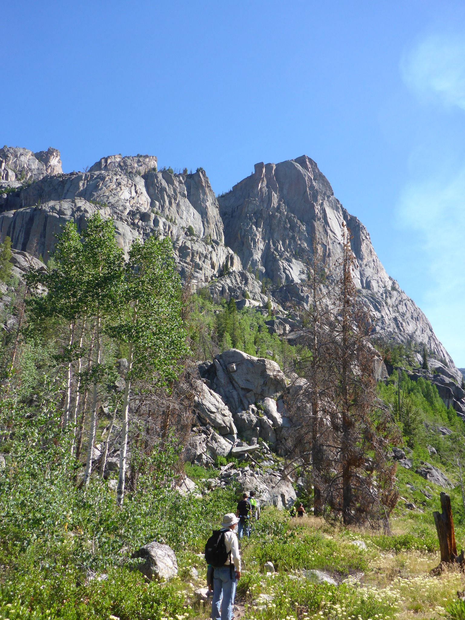 Doubletop Mountain Trail - Wyoming | AllTrails.com