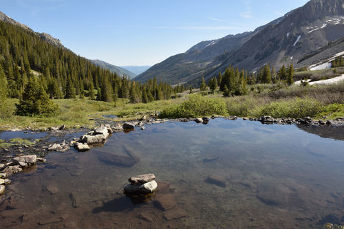 Best Trail Running Trails in White River National Forest
