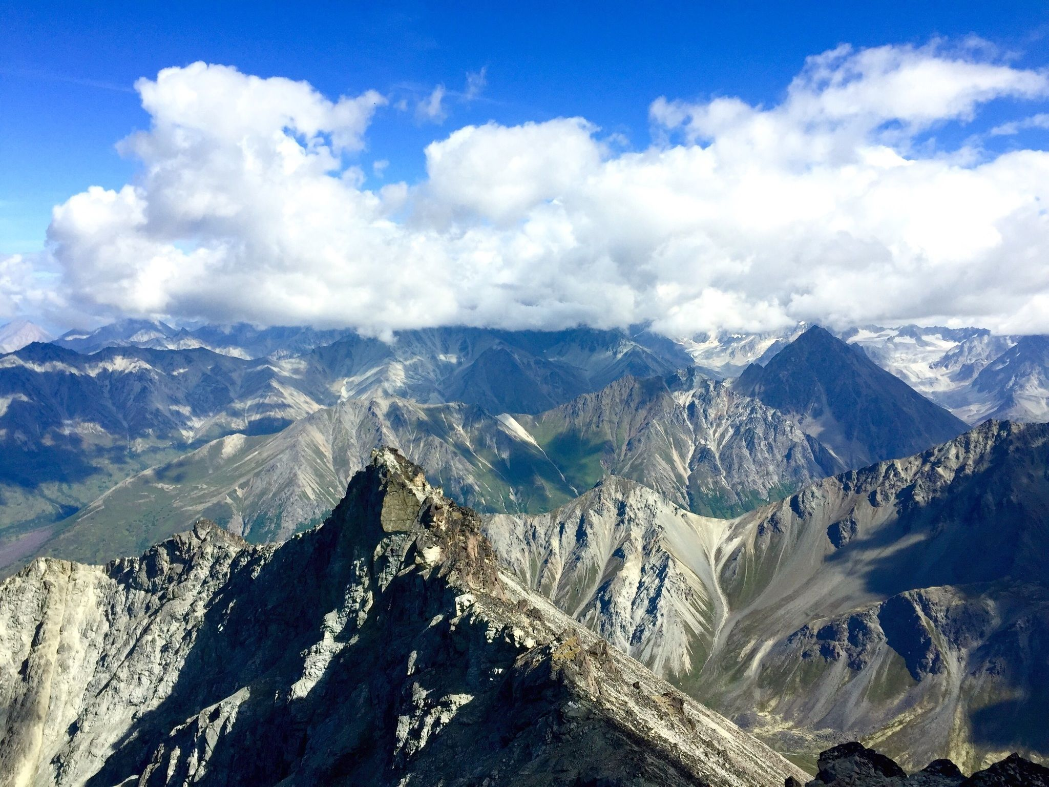 Hiking the Lazy Mountain Trail in Spring - The Alaska Life |Lazy Mountain Trail