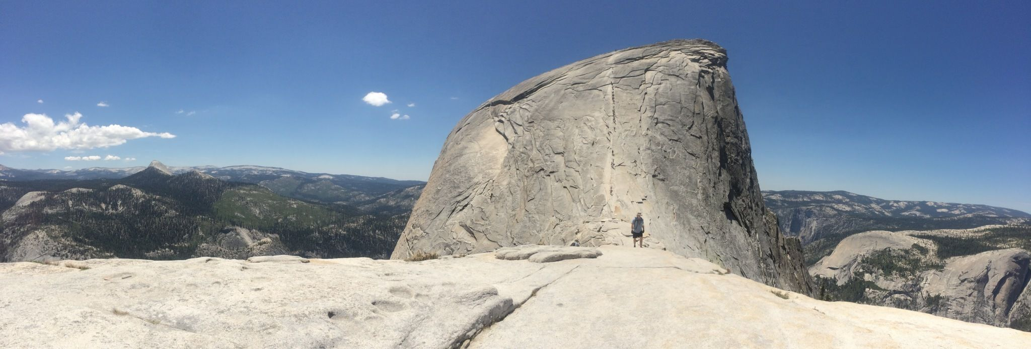 how to train for half dome
