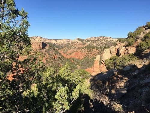 Caprock Canyons State Park & Trailway