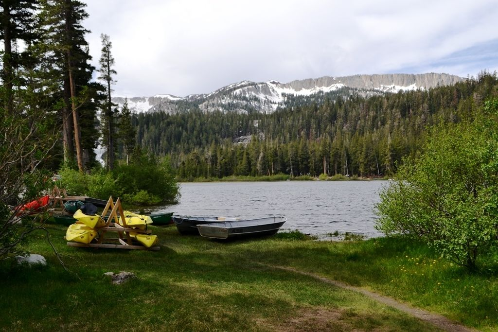Twin Lakes Campground - California | AllTrails
