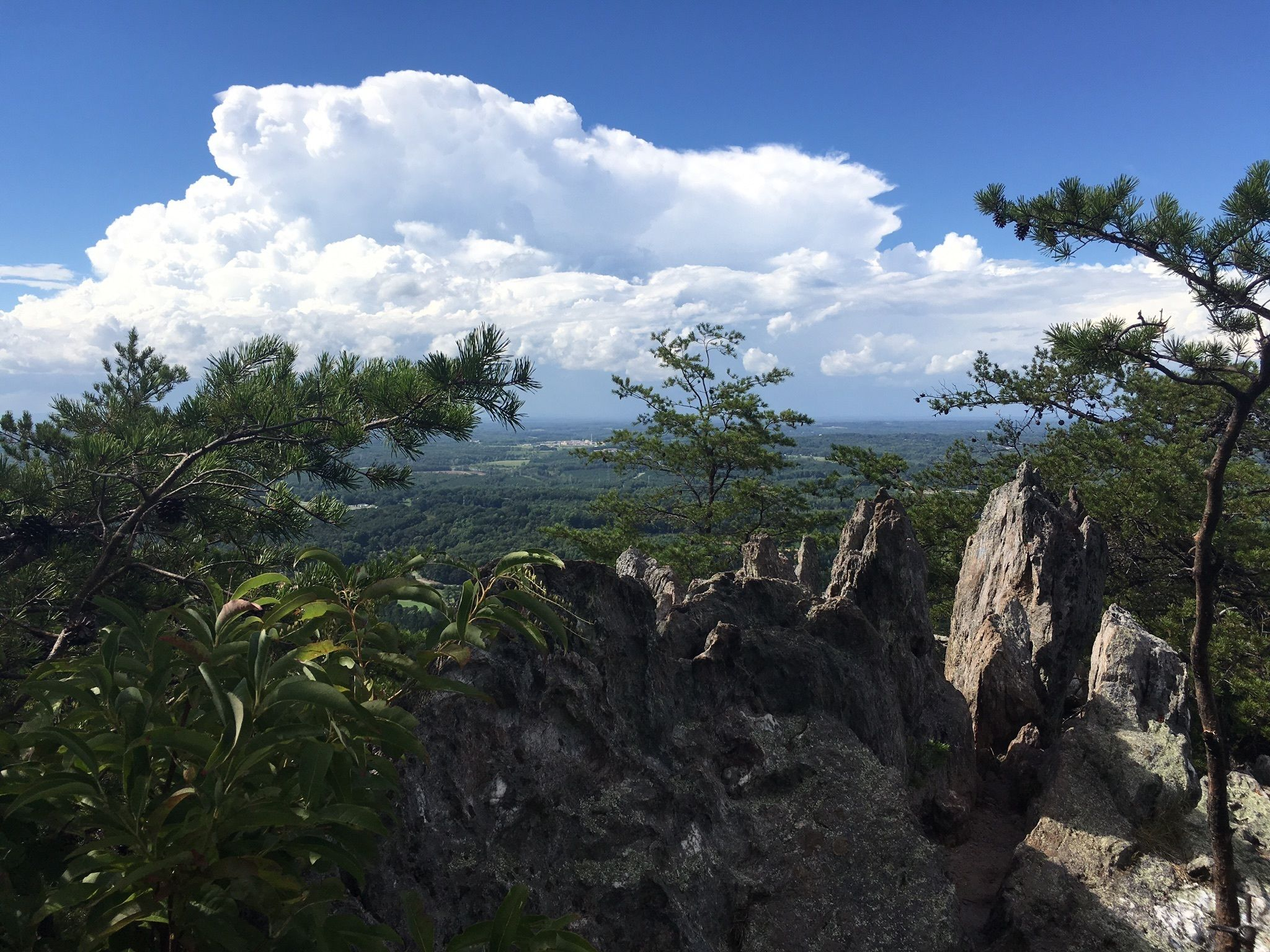 Best Trails In Crowders Mountain State Park North