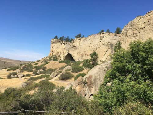 Best Trails In Pictograph Cave State Park Montana Alltrails