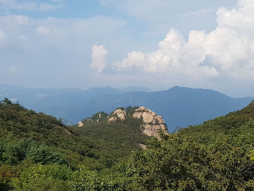 Songnisan National Park
