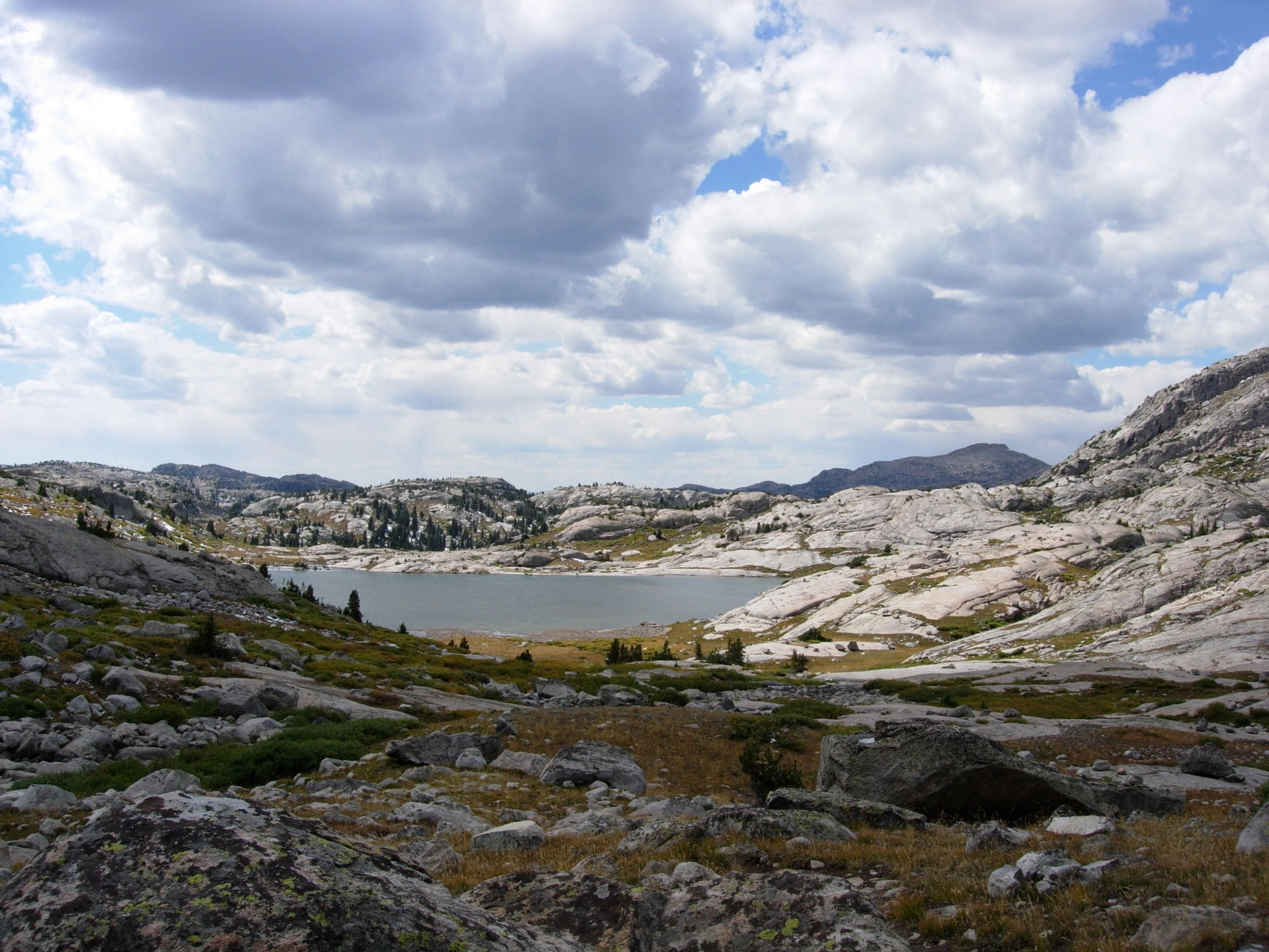 Seneca Lake Trail - Wyoming | AllTrails