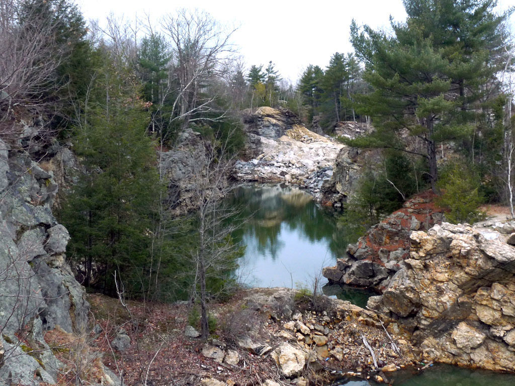 Topsham Quarry Loop Maine Alltrails