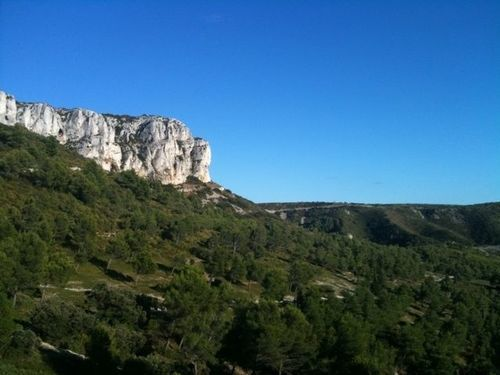 The Alpilles Regional Nature Park