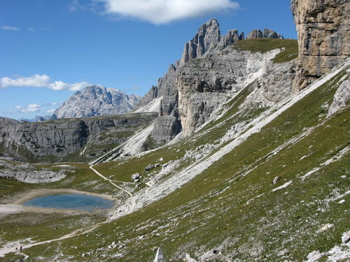 National Park of the Belluno Dolomites
