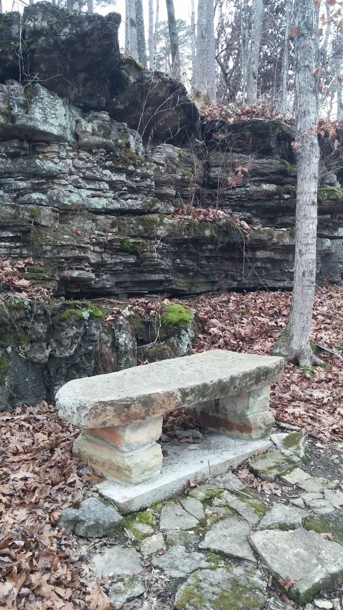 Ozark Trail: Between the Rivers to Big Spring Spur