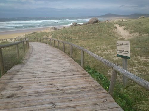 The Dunes of Corrubedo Natural Park