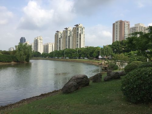 Songjiang District Central Park