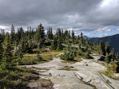 Coquihalla Summit Recreation Area