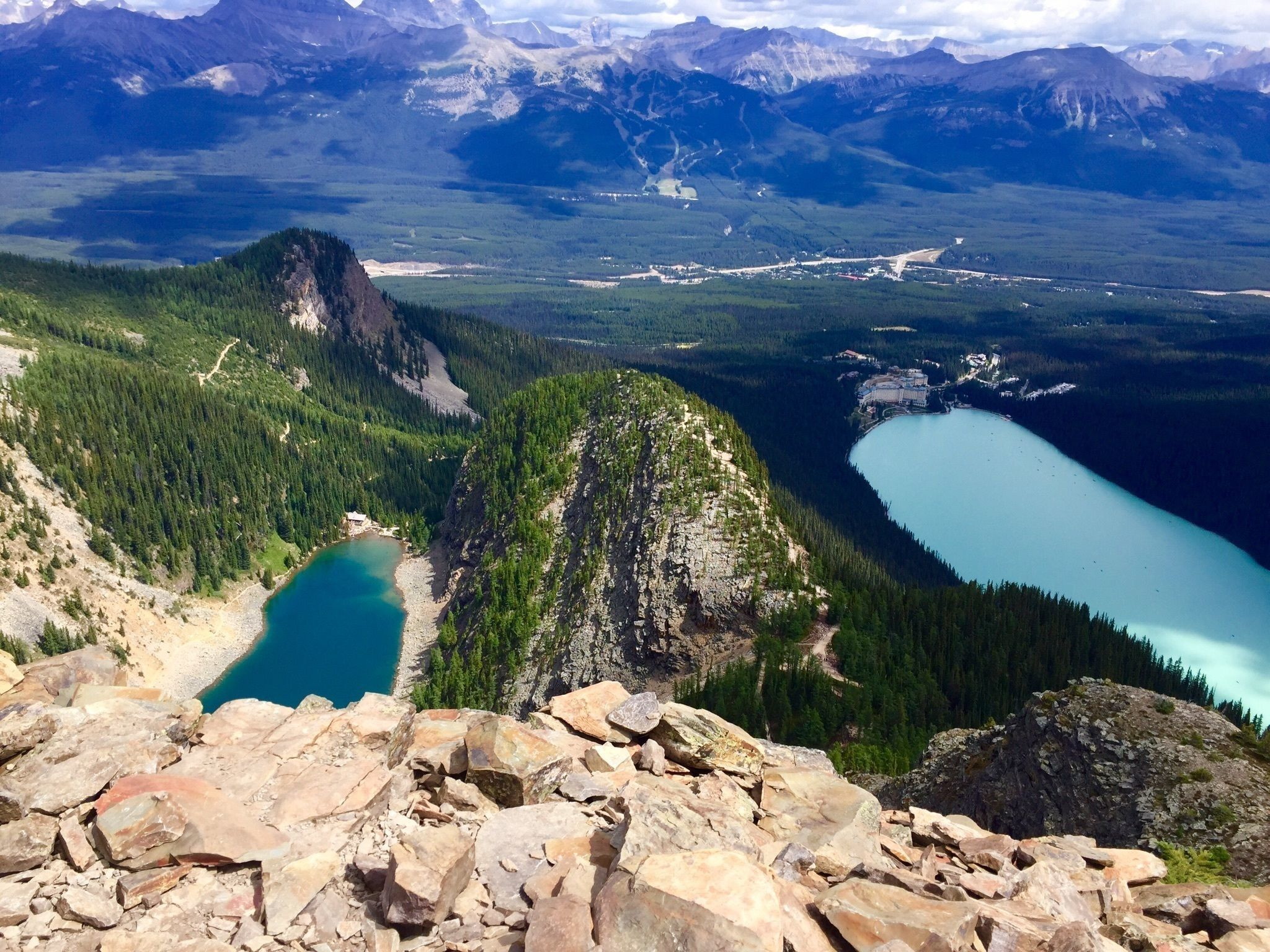 Devils Thumb Via Lake Agnes Trail - Alberta, Canada | AllTrails on