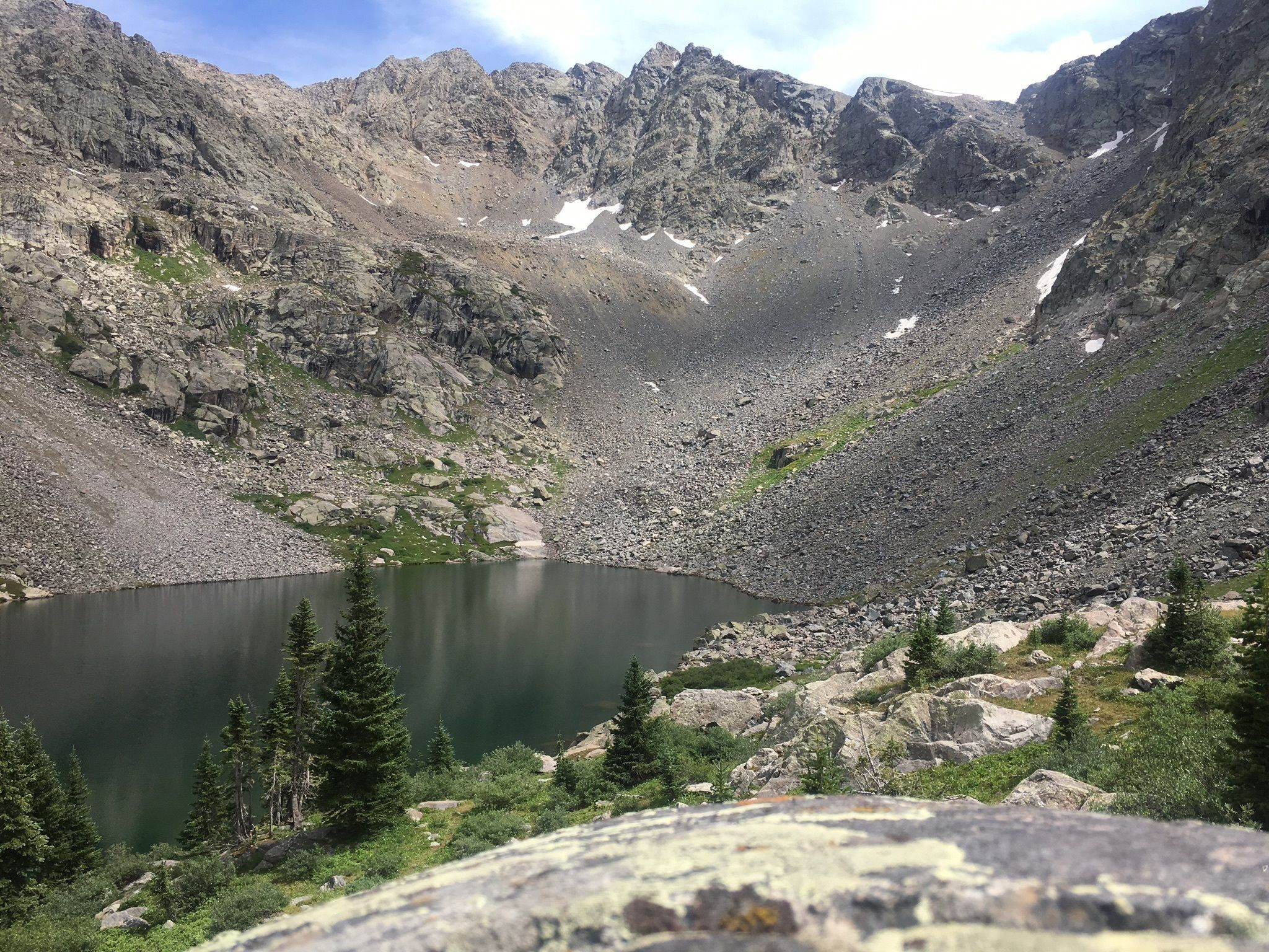 Hiking Colorado:  Holy Cross Wilderness