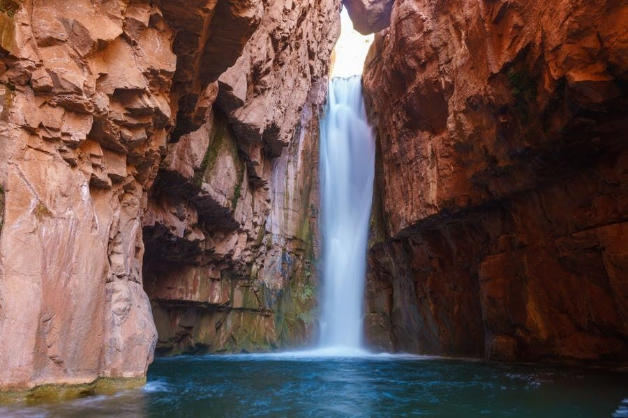 Is Aaa Worth It >> Cibecue Falls via Cibecue Creek Trail - Arizona | AllTrails