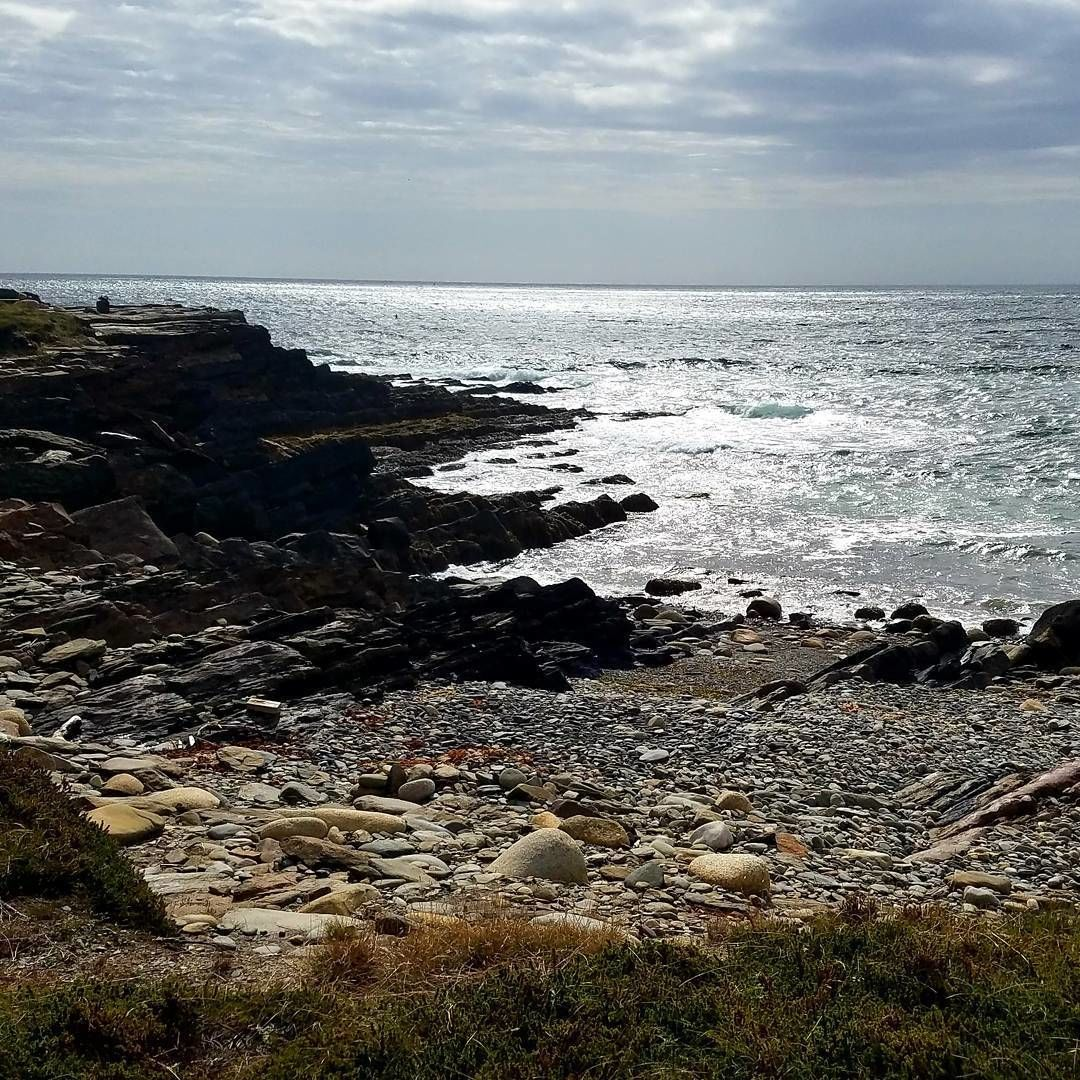 Nova Scotia Hiking Trails: Gaff Point And Hirtle's Beach