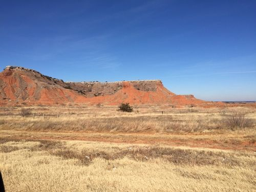Gloss Mountain State Park