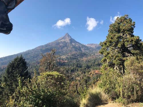 Nevado de Colima Volcano National Park
