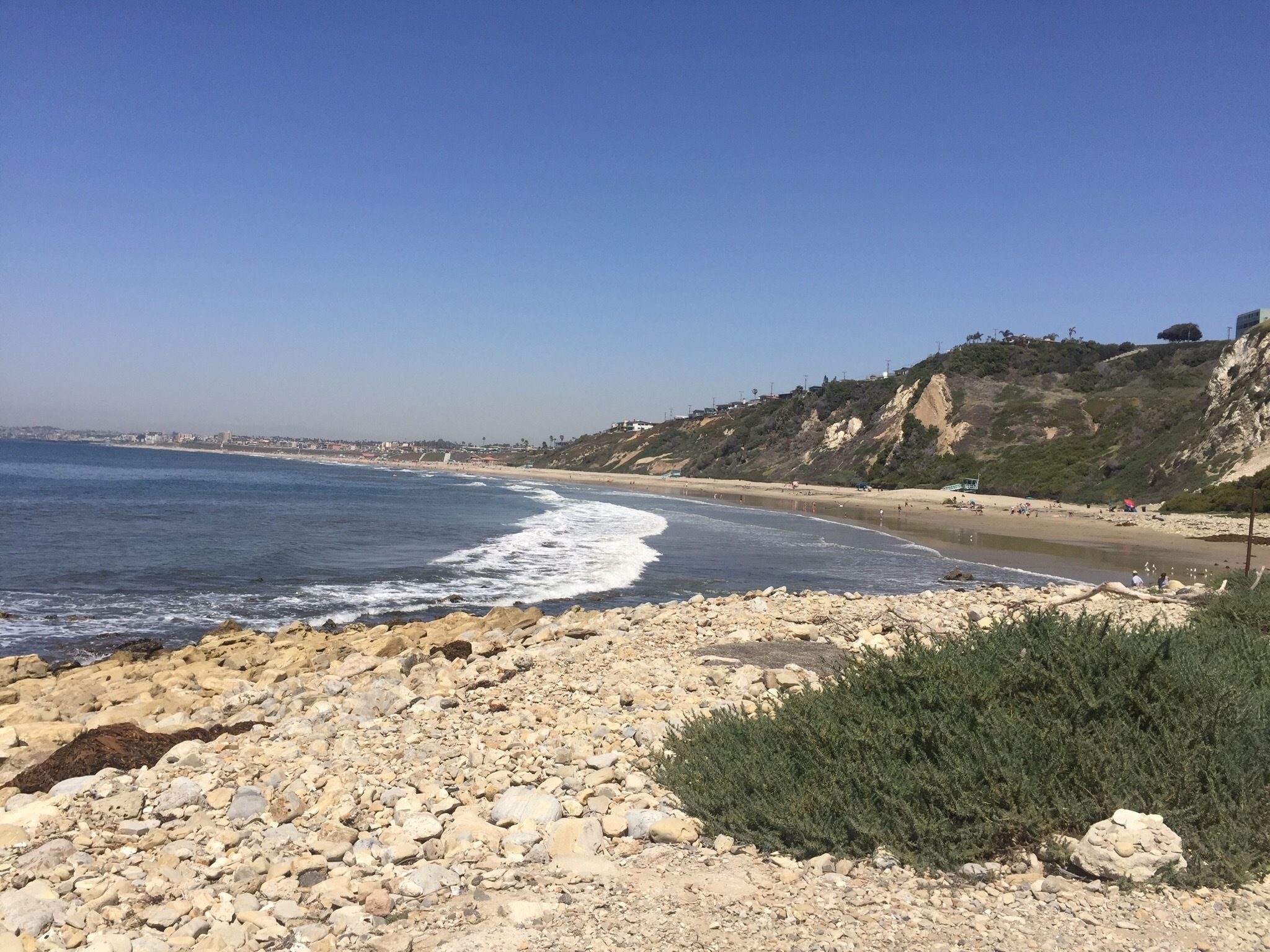 malaga cove to flat rock point trail
