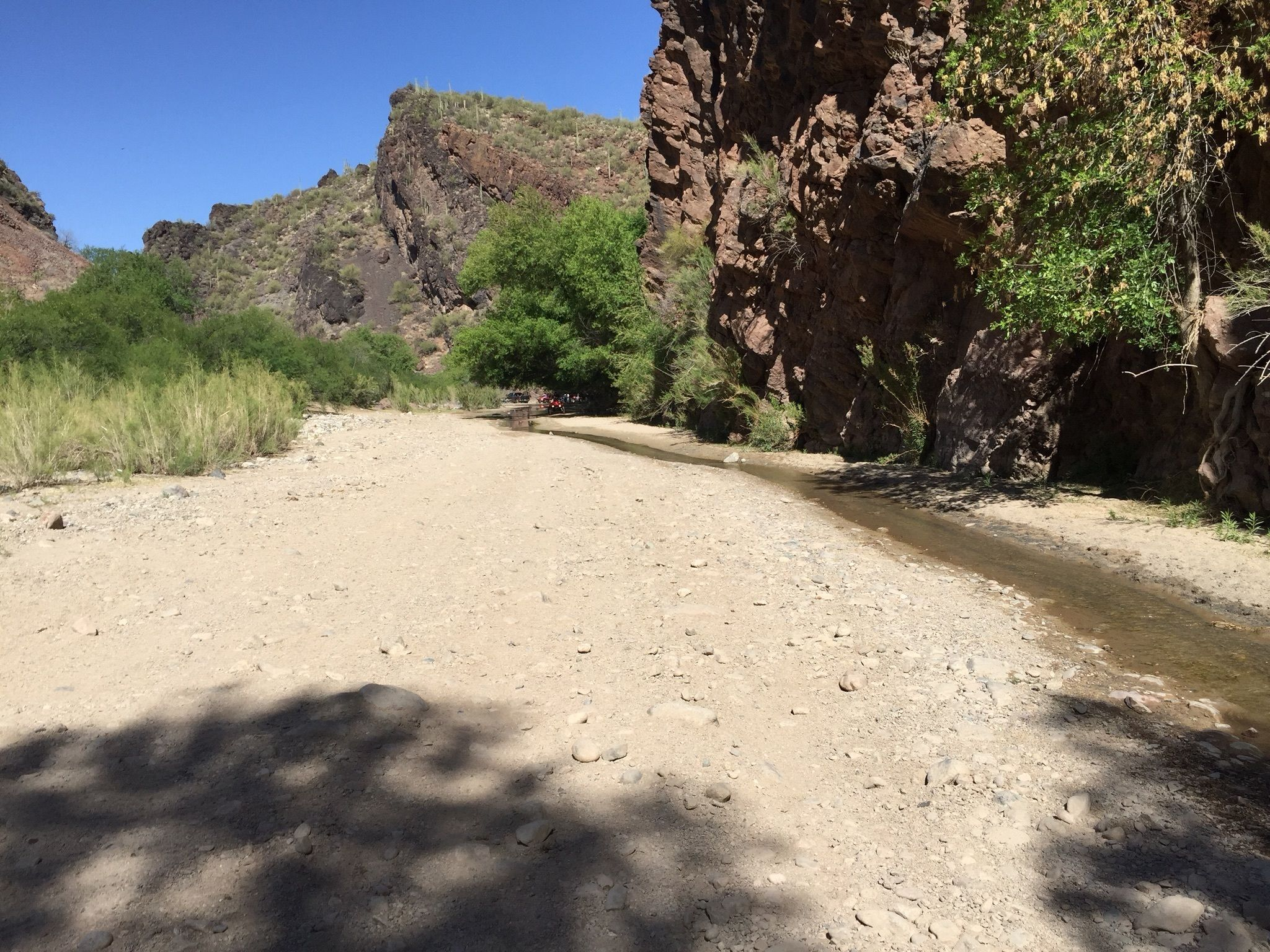 Box Canyon at Hassayampa OHV Trail - Arizona | AllTrails