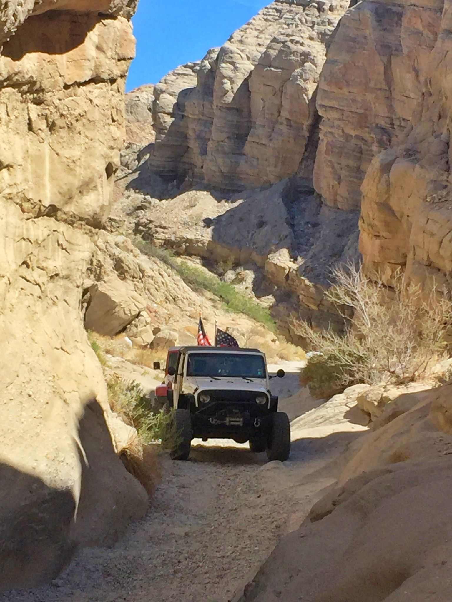 Sandstone Canyon via Fish Creek Wash - California | AllTrails
