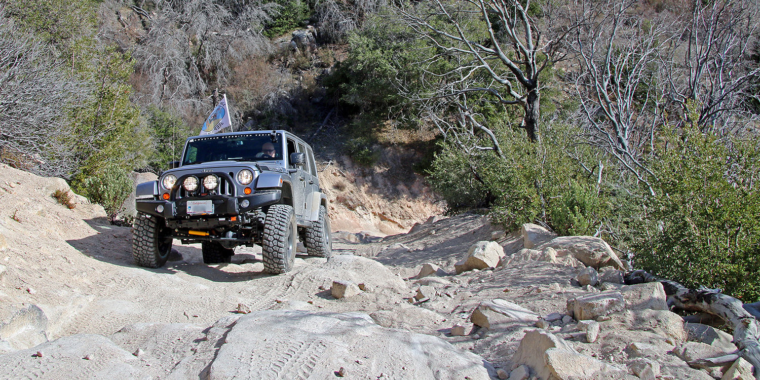 Best Off Road Driving Trails in California | AllTrails
