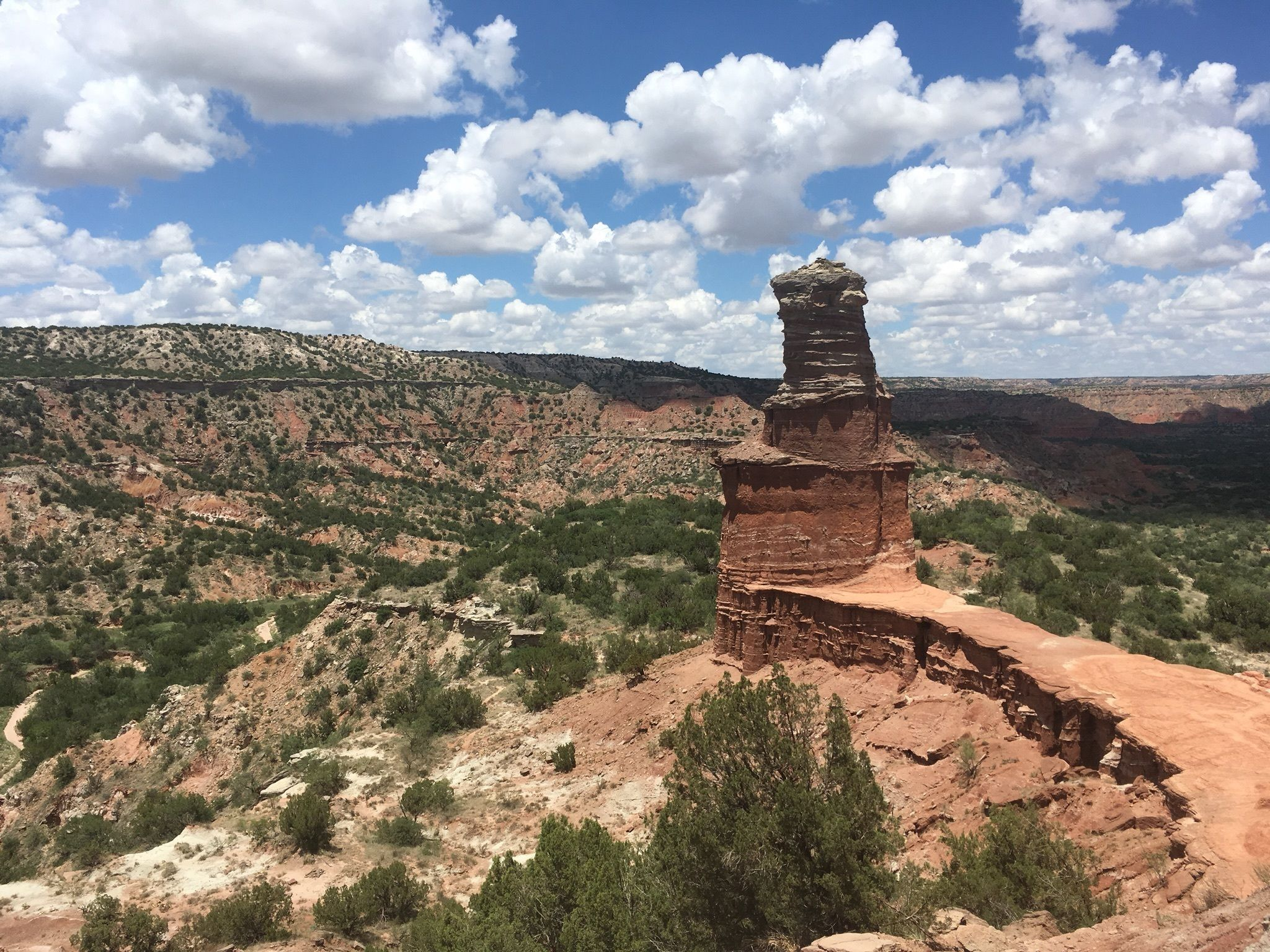 Best Wildlife Trails in Palo Duro Canyon State Park ...