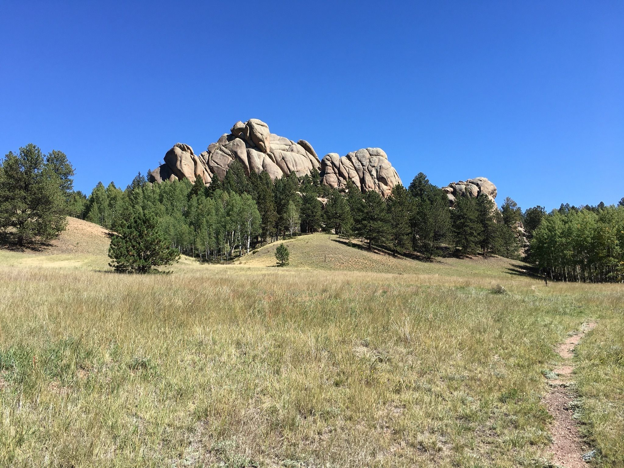 Florissant Fossil Beds National Monument Weather - BED DESIGN