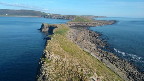 Gower Peninsula Area of Outstanding Natural Beauty