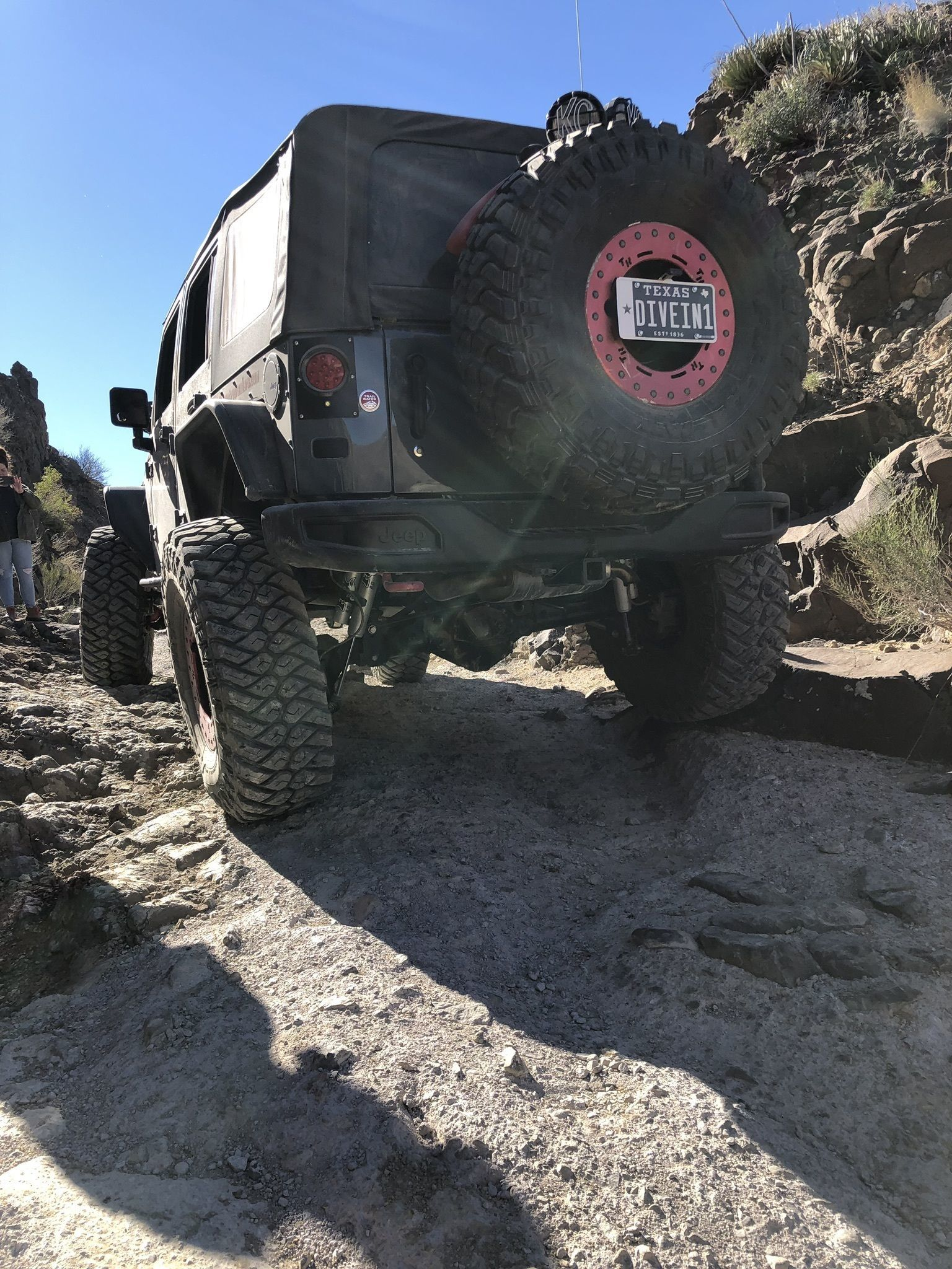 Best Off Road Driving Trails in Texas | AllTrails