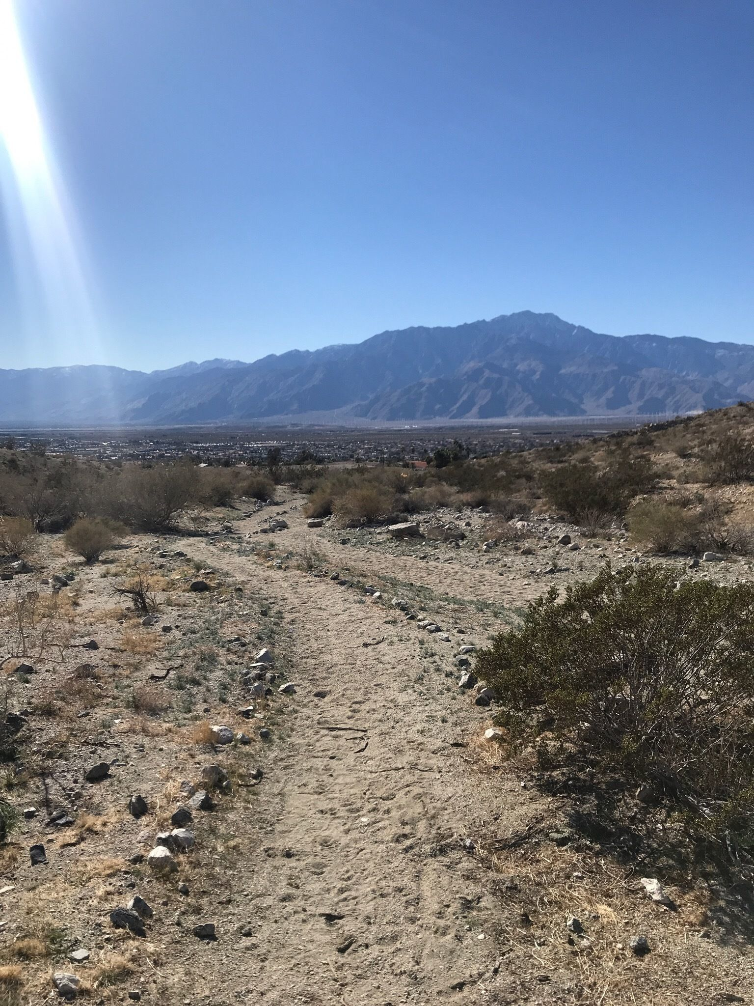 Best Trails Near Desert Hot Springs, California