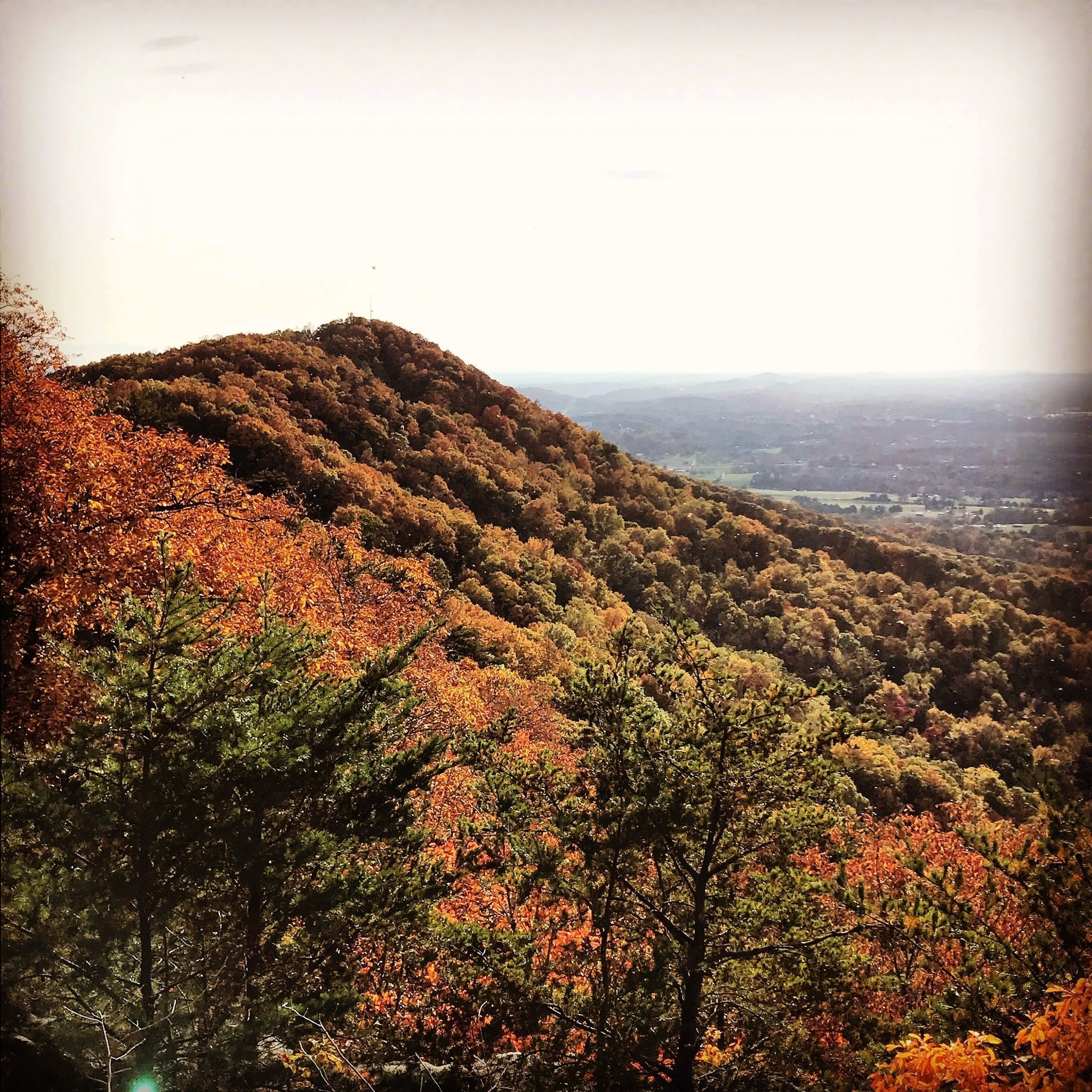 House Mountain - Tennessee