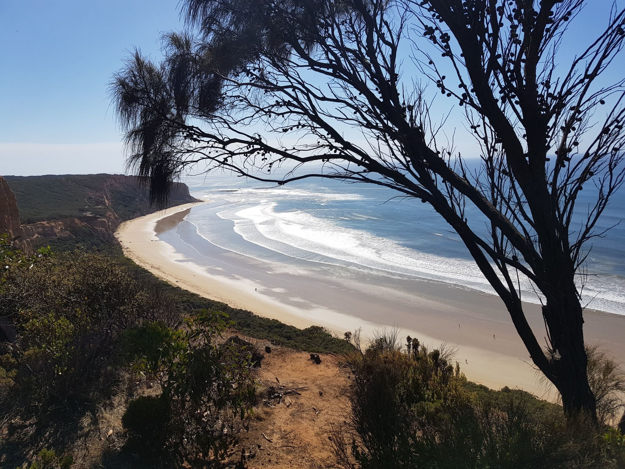 Point Addis and Bells Beach Loop Trail - Victoria, Australia