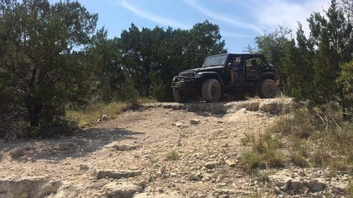 Hidden Falls OHV Loop - Texas | AllTrails