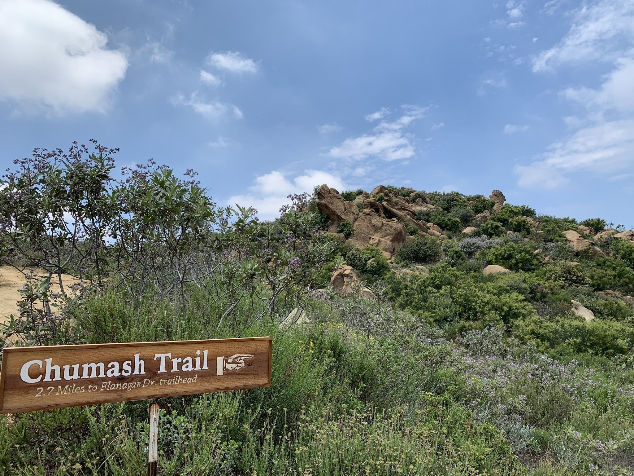 Best Mountain Biking Trails near Simi Valley, California