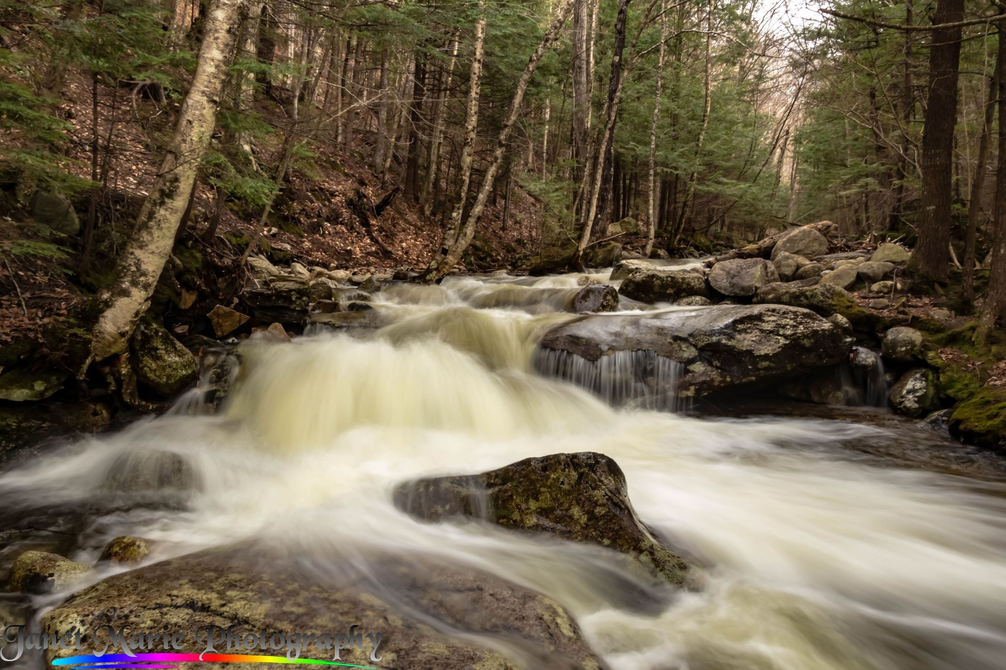 Bridal Veil Falls Trail - New Hampshire | AllTrails