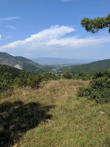 Monte Castellare Protected Nature Area