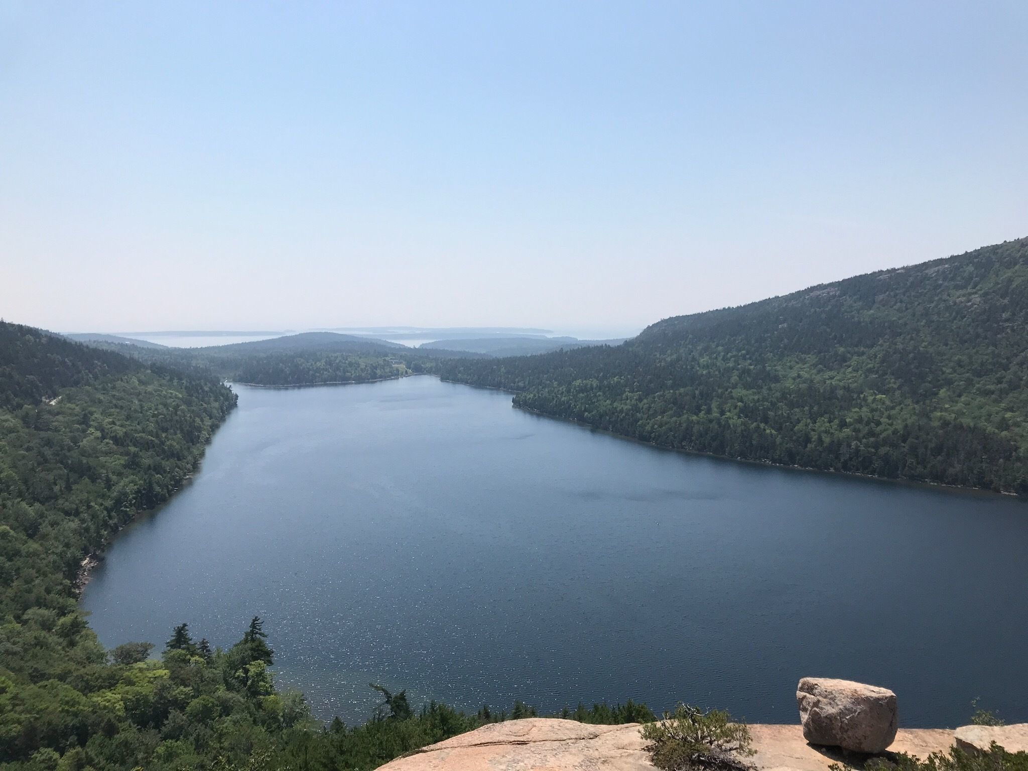 Bubbles Trail to Conners Nubble and Eagle Lake - Maine | AllTrails