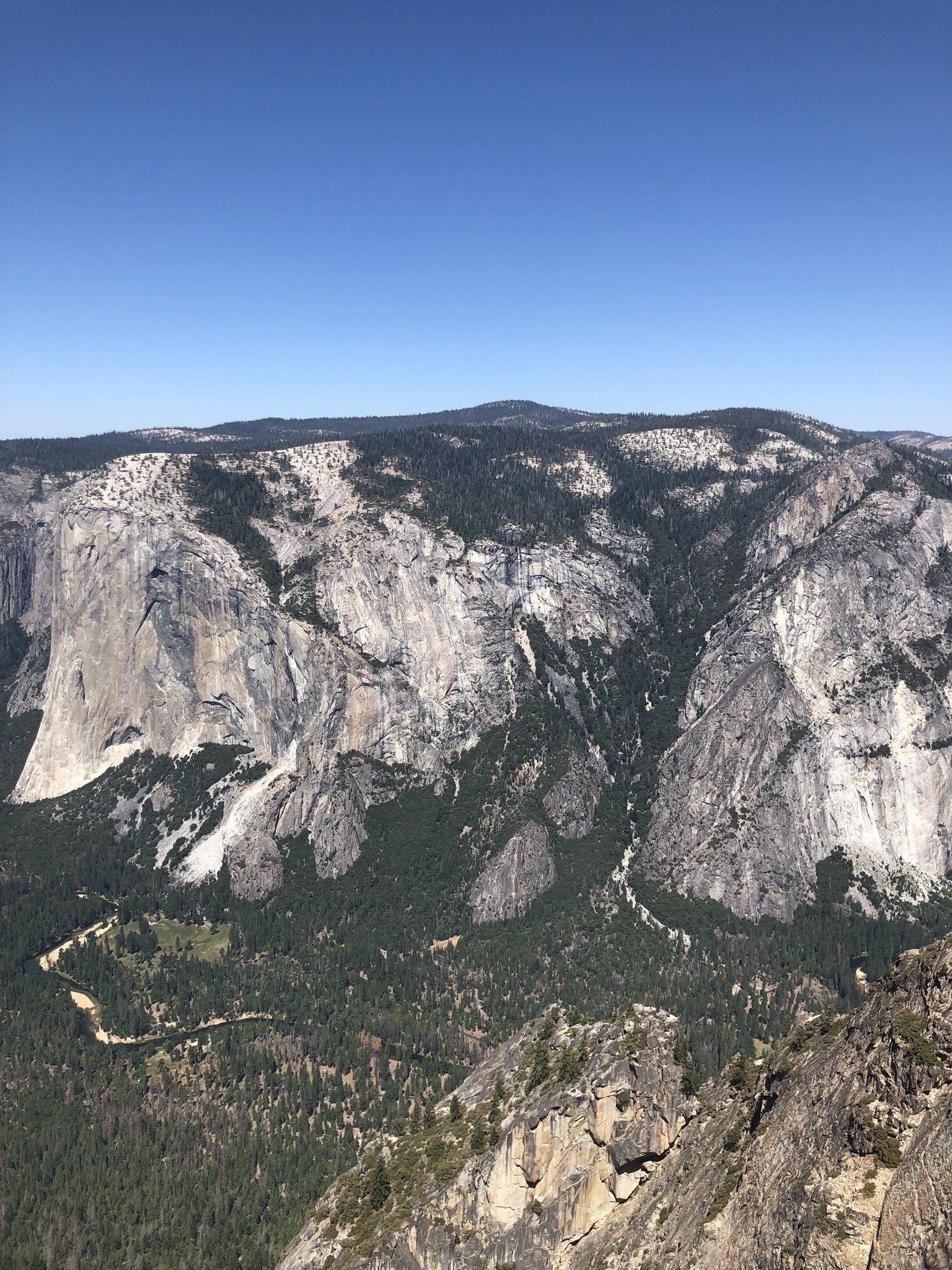 Sentinel Dome and Taft Point Loop - California | AllTrails