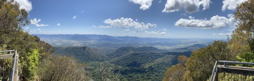 Wollumbin (Mount Warning) National Park