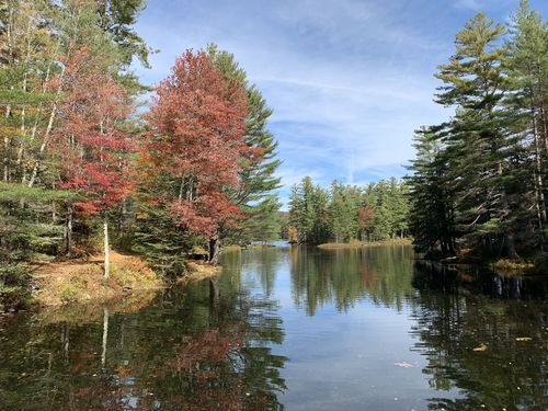 Lowell Lake State Park