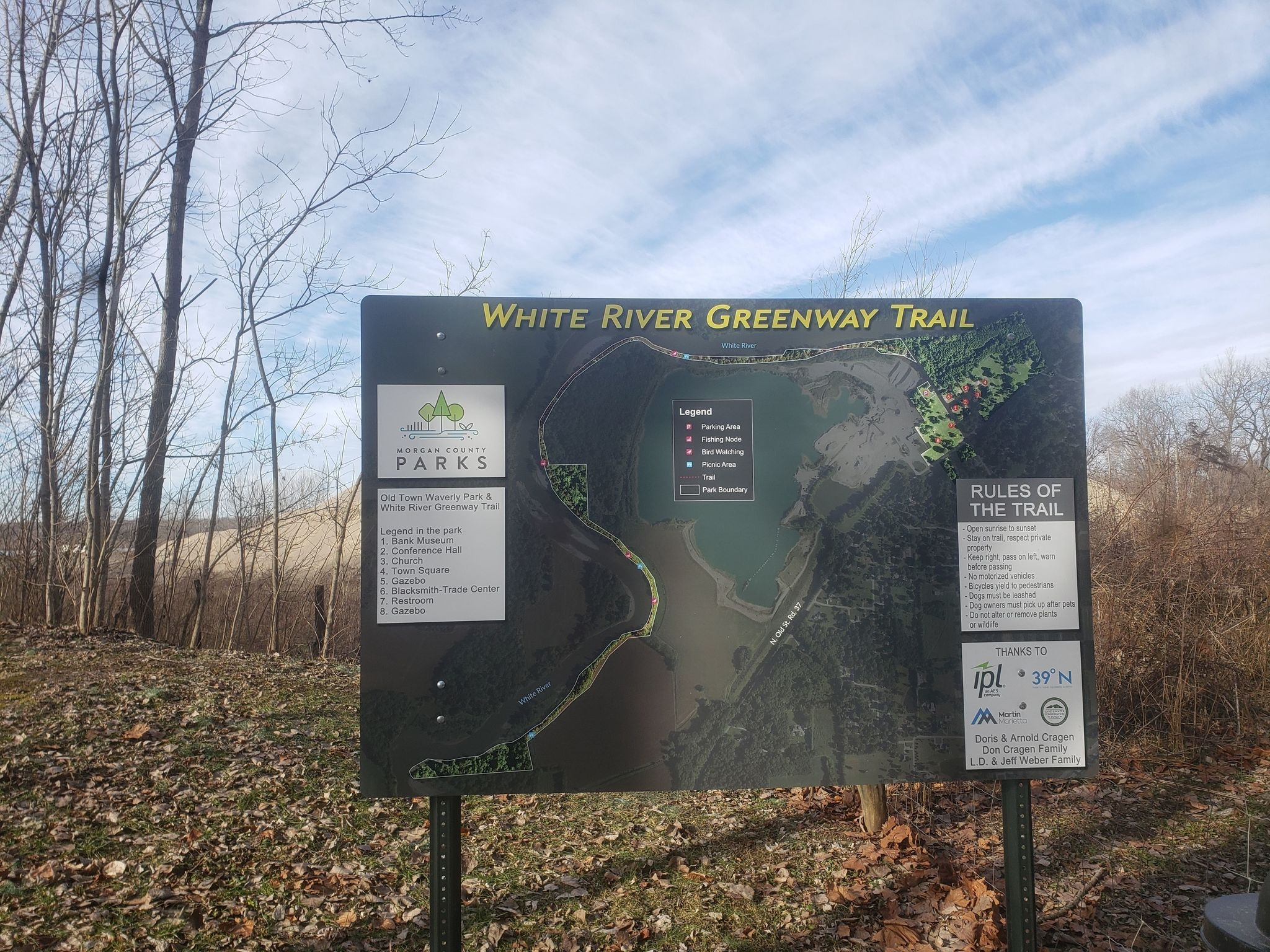 Best Trails In Old Town Waverly Park Indiana Alltrails